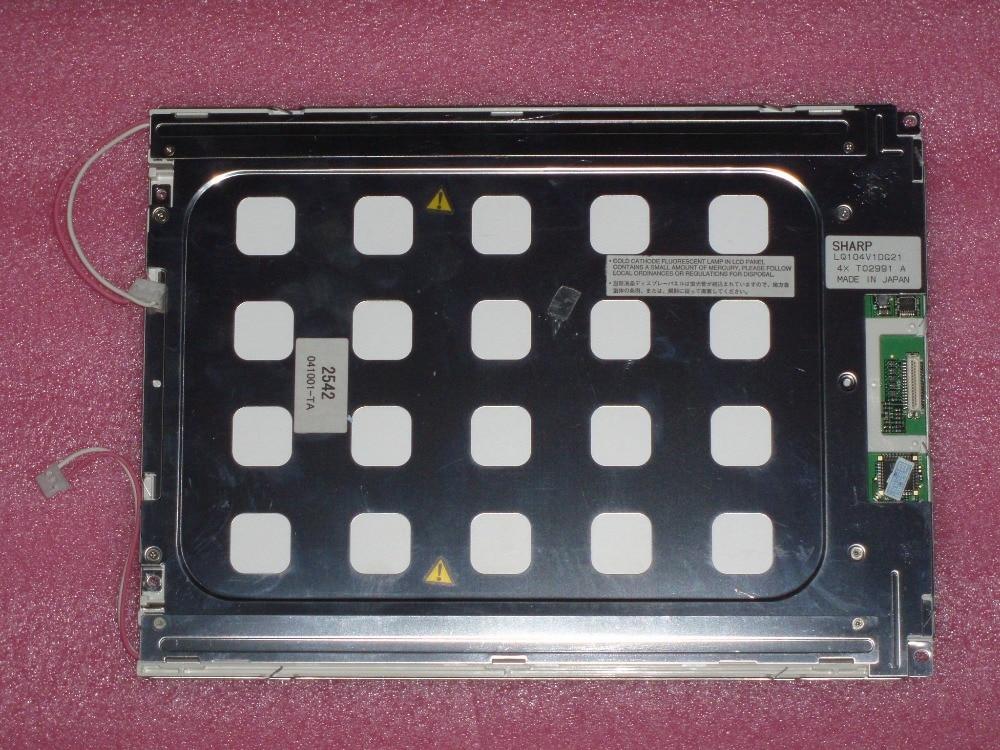 Original 10 4 inch LCD screen LQ104V1DG11 LQ104V1DG21 industrial control screen