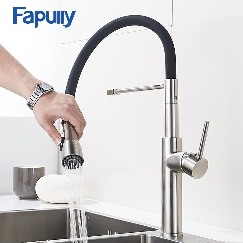 unique design kitchen faucet brass