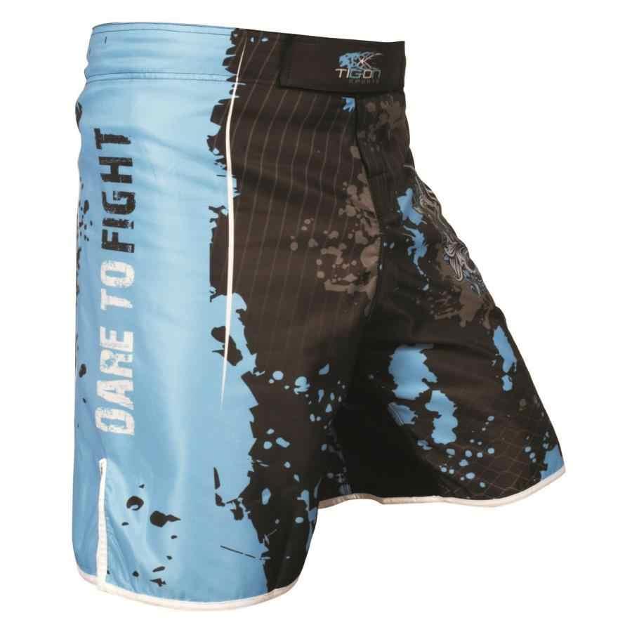 Suotf Pro MMA Melawan MMA Celana Pendek Muay Thai Kick Boxing Gel Kandang Celana Celana Sanda Tinju Olahraga Celana M-XXXL