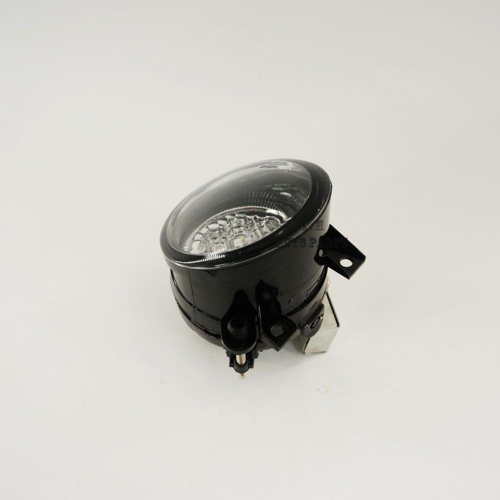 NEW Right Front LED Fog Lamp Assembly Clean Fog Light Lamp 1K0 941 700 For VW Golf Jetta MK5 Rabbit Sciocco Seat 1K0941700 1pcs left side genuine front headlight head light lamp assembly for vw golf mk7 l5gg 941 031