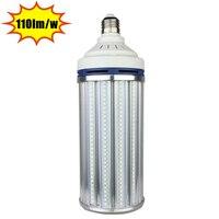 Clear cover protection 120W led bulb e40 corn led bulb AC110v 220v 230v 240v e40 120w LED corn light bulb replace 400w hps lamp
