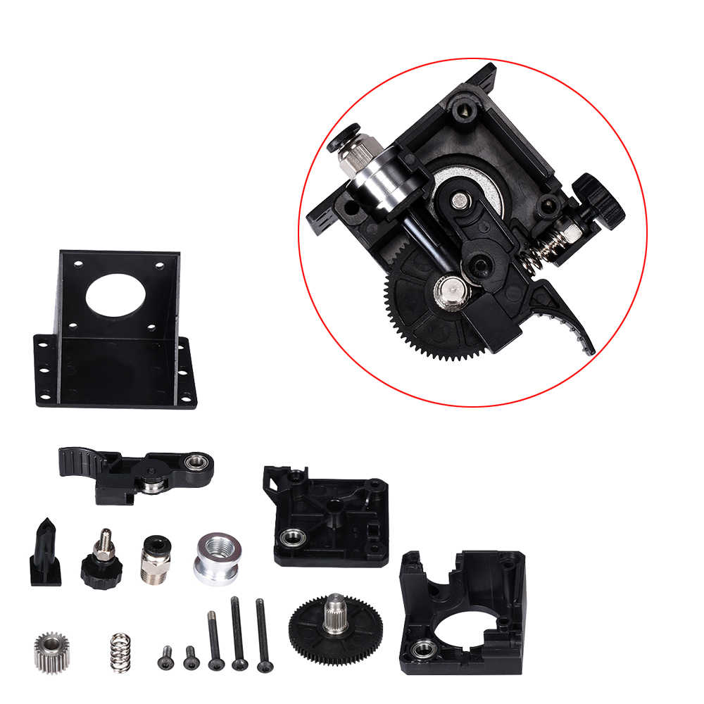 BIQU Titan Extruder DIY Upgrade Fully Kits with Nema 17 Stepper Motor V6  Bowden Extruder 1 75mm Filament 3D Printer Parts