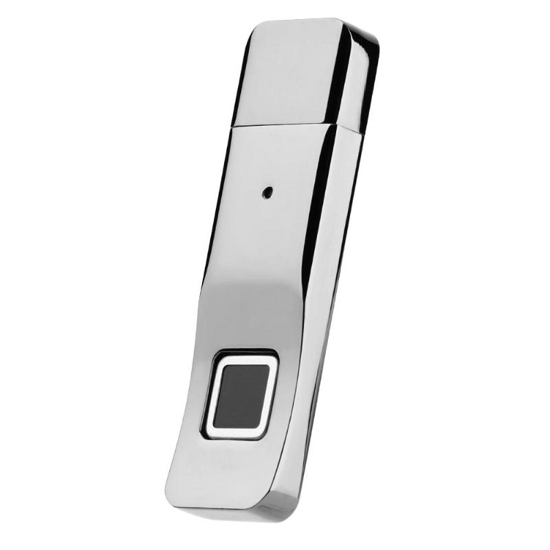 32 GB Fingerprint Encrypted USB Flash Drive USB 3.0 High Speed Security U Disk Pen Drive cute flip flops style usb flash disk yellow white 8 gb href