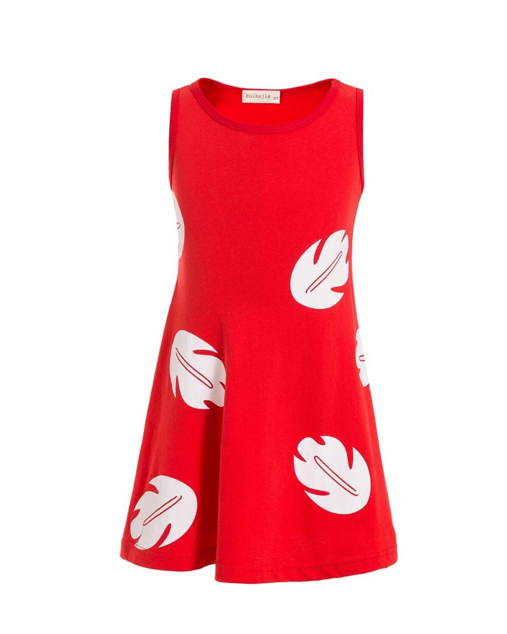 Платье в стиле Лило и Стич, костюм для девочки, костюм Лило, костюм на день рождения вечерние костюм на день рождения, Гавайское платье, детск...
