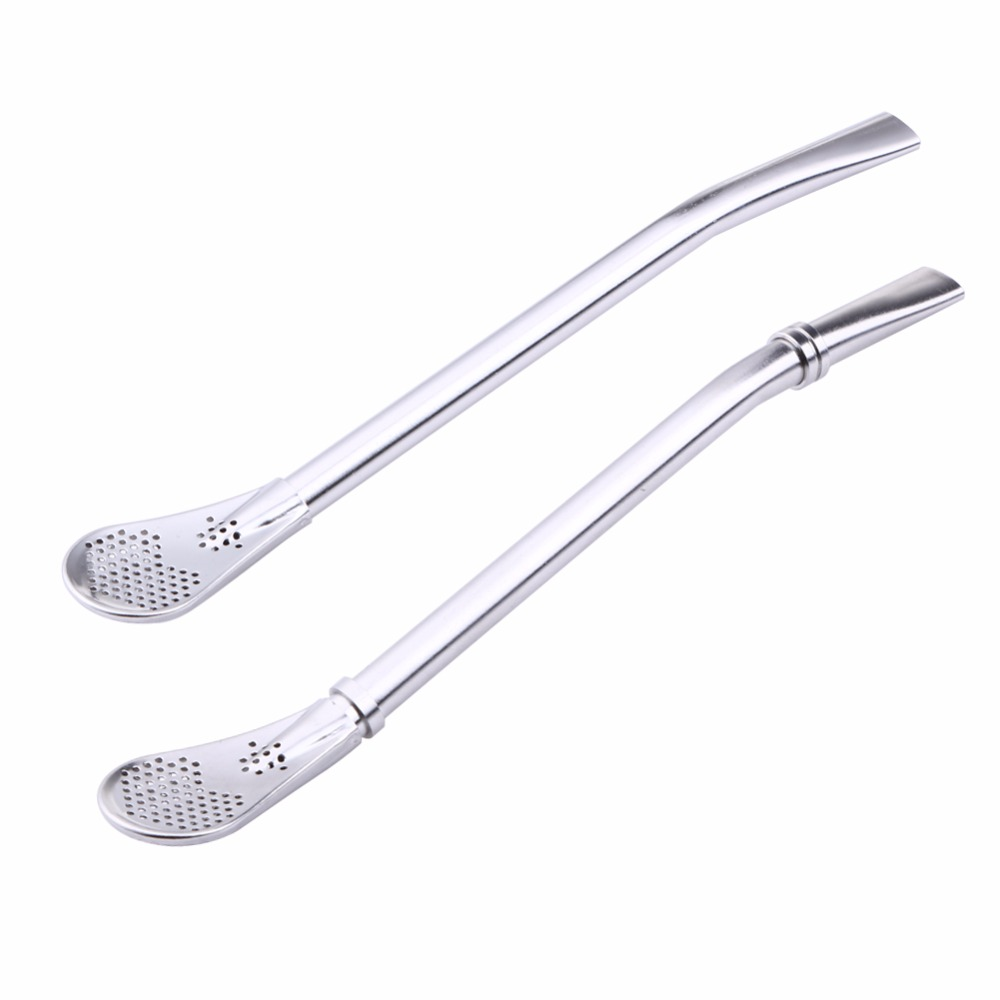 Stainless Steel Reusable Straw Suitable for use in Home/Party/Hotel/Restaurant