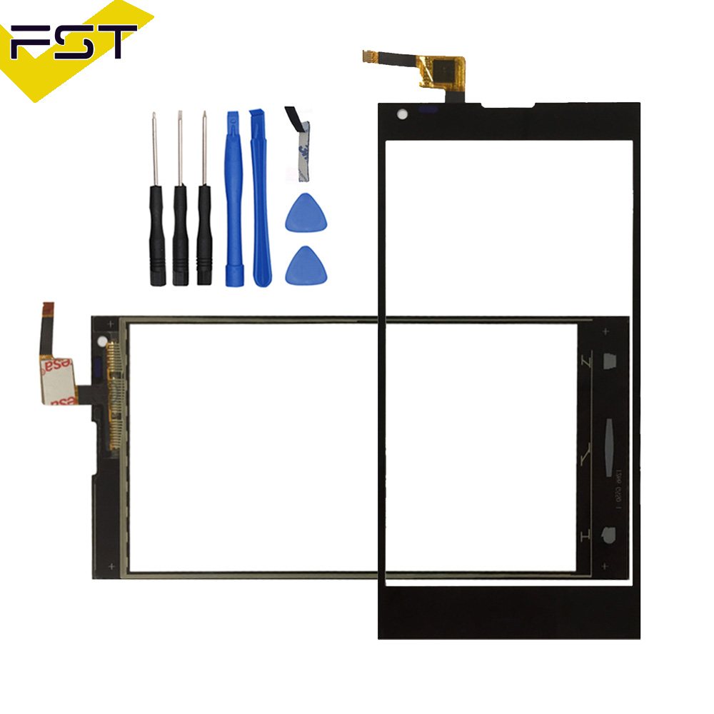 Touch Panel For Doogee Dagger DG550 Touch Screen Digitizer Sensor Front Outer Glass Lens + Tools