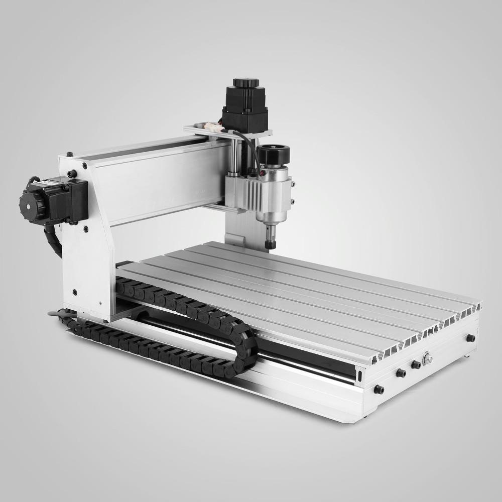 USB CNC routeur gravure Cutter 4 axes 3040T USB Port routeur bureau Laser graveur fraiseuse