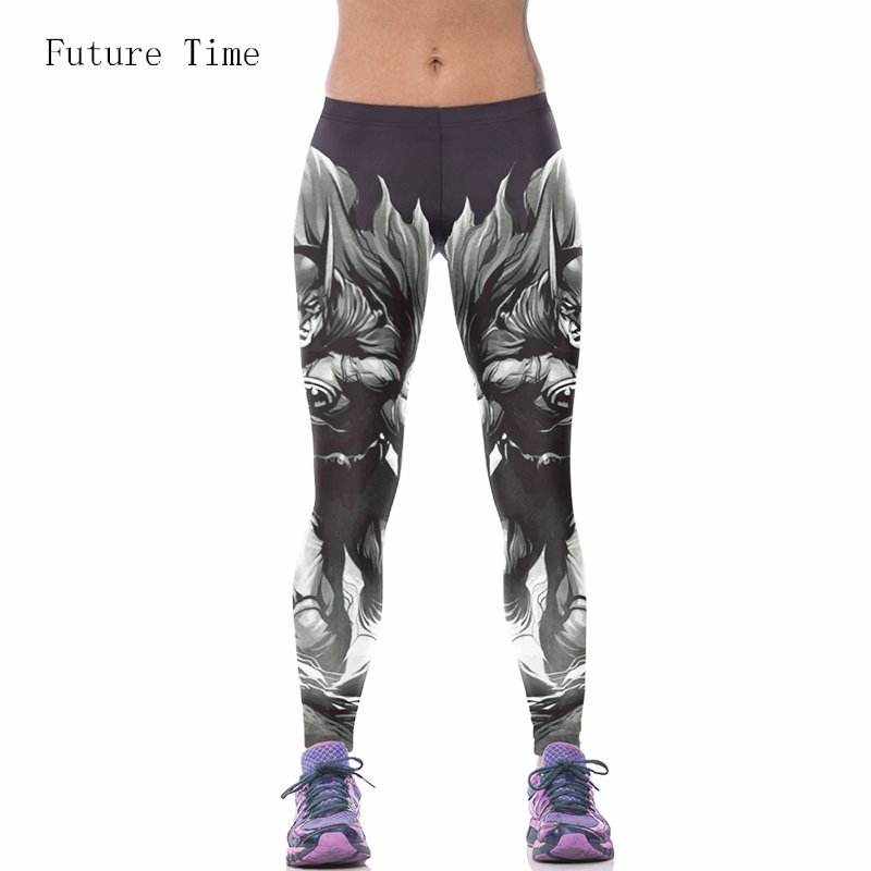 2017 neue 3D digitaldruck Europa Stil cartoon Batman hüfte Dünne dünne leggings atmungsaktive Leggings kostenloser versand MH067