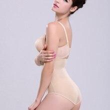 Body Sculpting Shapers Embroidery High Waist Abdomen Hip Waist Cincher Abdomen Slimming For Women Underbust Control Panties