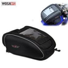 PRO-BIKER waterproof Motorcycle bag Tank luggage moto case magnetic suck oil tank hand bag helmet trunk box motocross bags