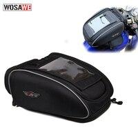 PRO BIKER waterproof Motorcycle bag Tank luggage moto case magnetic suck oil tank hand bag helmet trunk box motocross bags