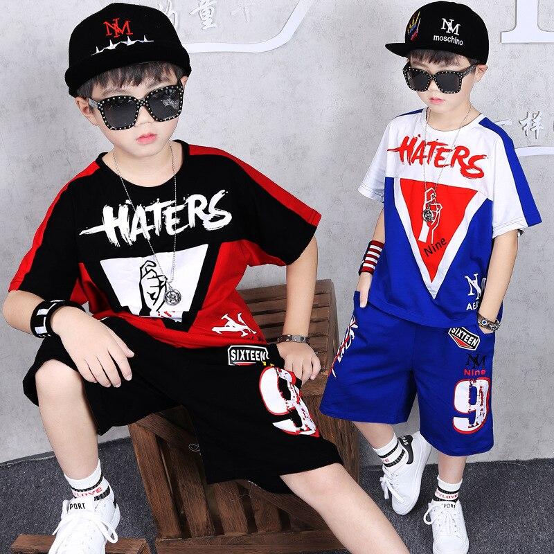 Kids Boys Clothes 2019 Summer Toddler Clothing Set Fashion ...