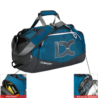 2017 Nylon Outdoor Male Female Sport Bag Waterproof Hiking Travelling Handbag Fitness Shoulder Gym Bag Training Yoga Duffel Bag