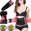 Corlorful Waist Trimmer Corset Exercise Shaper Belt Breathable Slimming Control Waist Cinchers Belly Girdle For Men/Women