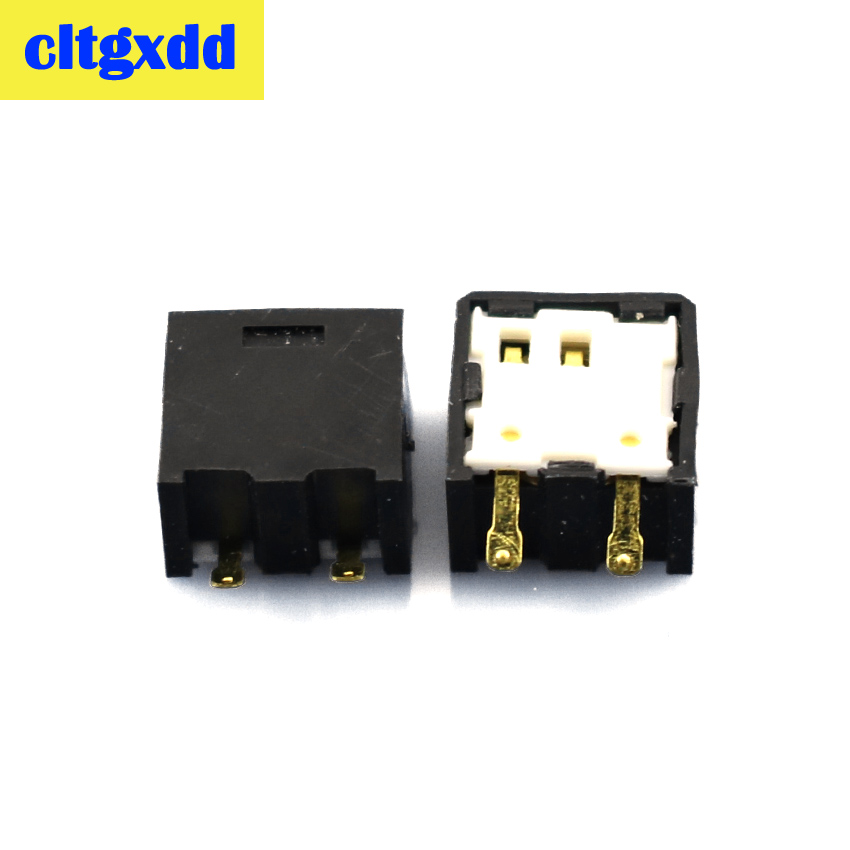 cltgxdd 2pcs Microphone Inner MIC Replacement Part For <font><b>Nokia</b></font> 1200 2610 2310 <font><b>1208</b></font> 1600 6030 1100 1110 603 C7 image