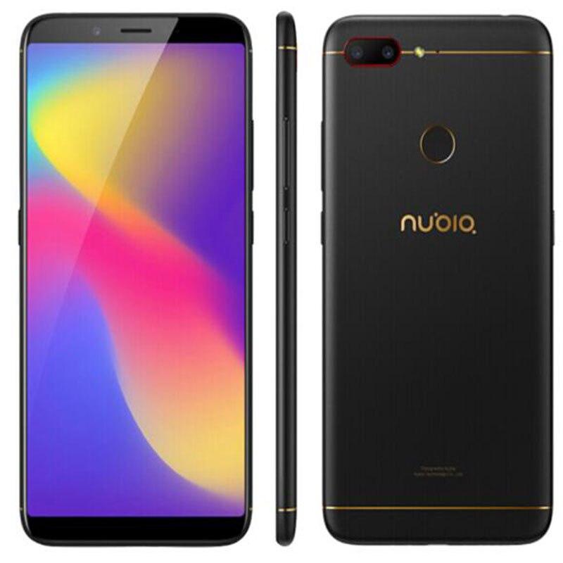 Nubia N3 OTG Смартфон LTE мобильный телефон 4 Гб ОЗУ 64 Гб ПЗУ 6,01 дюймов Восьмиядерный 5000 мАч двойная задняя камера Android - 4