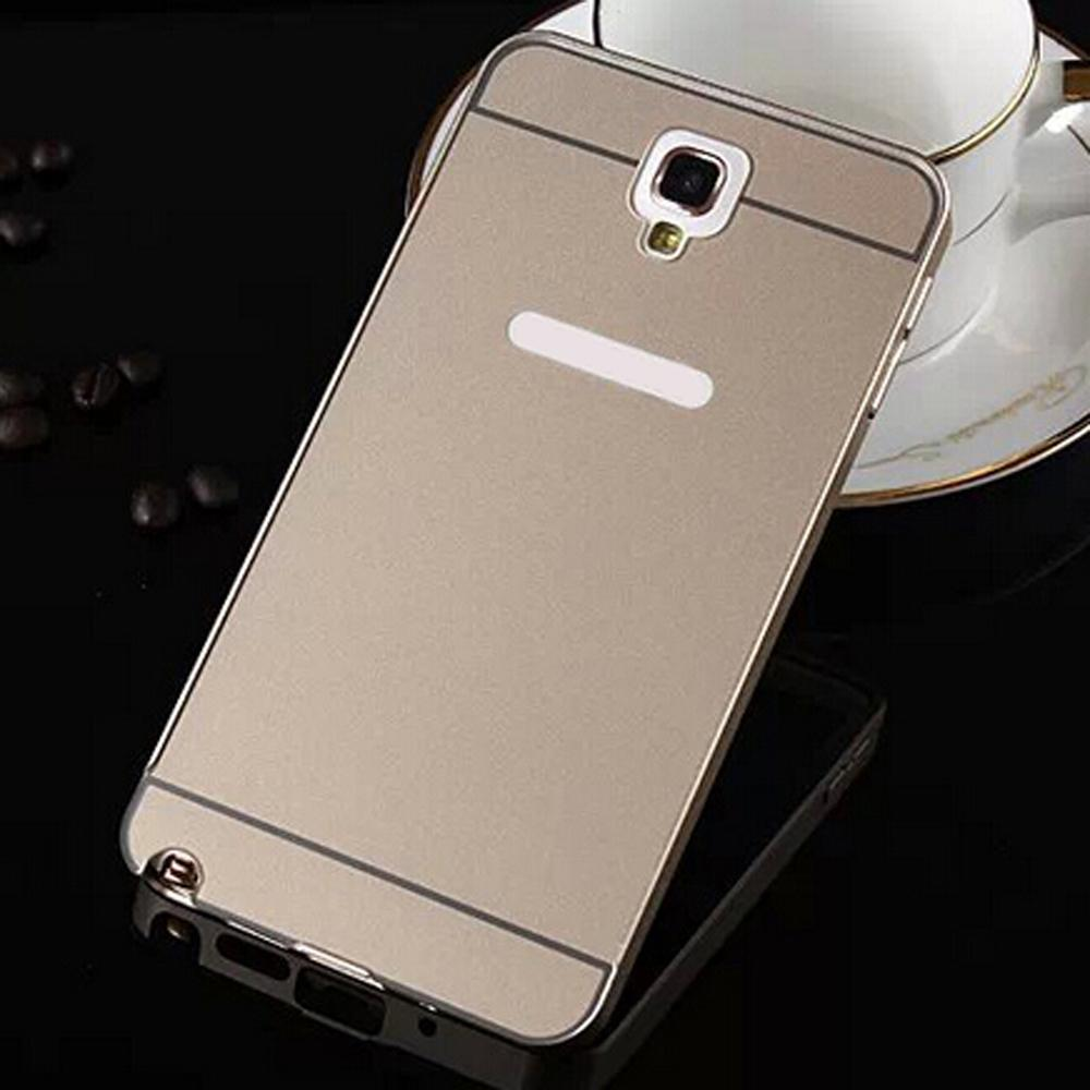 huge selection of 8ca5e f6b42 US $4.28 |Aluminum Metal+ Acrylic Glass Back Cover Case for Samsung Galaxy  Note 3 Neo Lite N7505 N7506 N7508 on Aliexpress.com | Alibaba Group