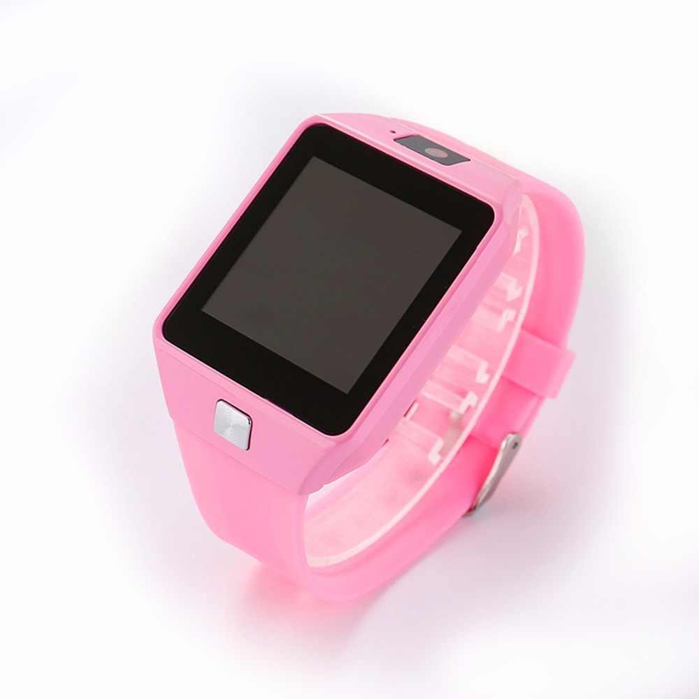 DZ09 модные часы Smart Watch Поддержка SIM TF карты для Android IOS Телефон детская камера Для женщин Для мужчин Bluetooth часы Россия Детские PK A1