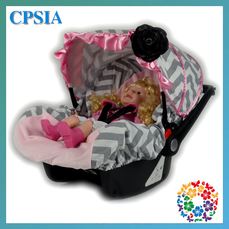 Aliexpress hot Selling Baby Car Seat Chair Baby Carriage Curtain