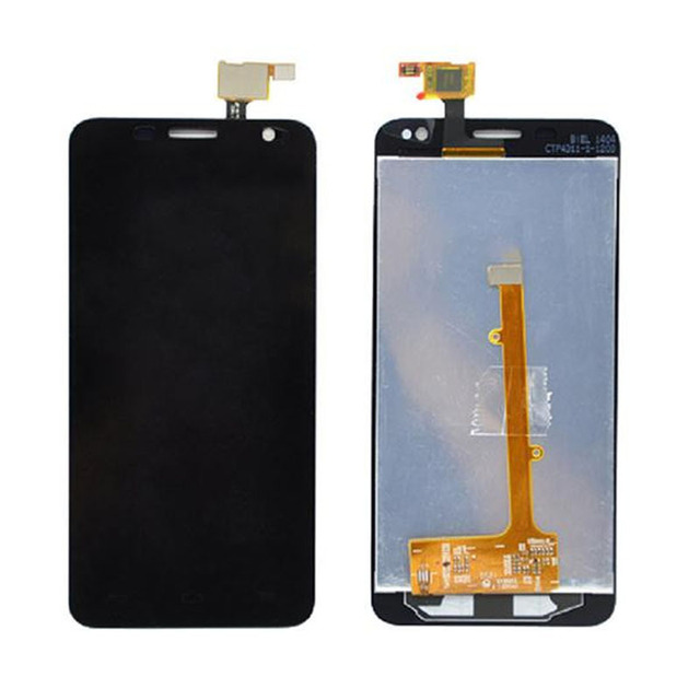 For Alcatel One Touch Idol Mini 6012 OT6012 6012D LCD Screen Display + Touch Screen Digitizer Assembly Black New