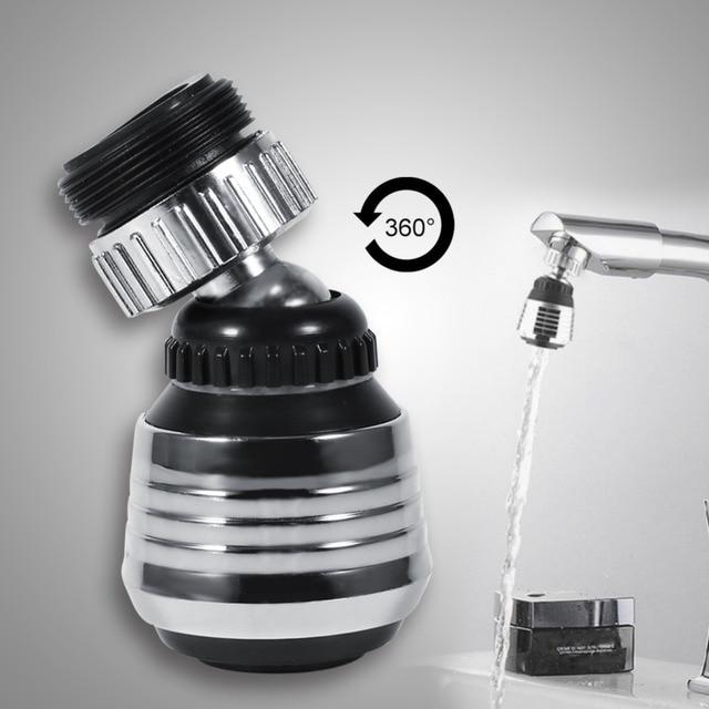 5 Stücke 360 Grad Drehen Wasserhahn Düse Filter Küche Sprühkopf ...
