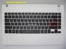 Laptop PalmRest keyboard For LG DZC3WQLCTA00Q03 Brazil BR DZC3WQLCTA00Q03A Spain SP DZC3WQLCTA00003A United States US White