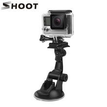 Bắn Mini Dùng Trên Xe Cho GoPro Hero 9 8 7 Đen Xiaomi Yi 4K Dji Osmo Sjcam sj8 Eken Giá Đỡ Cho Đi Pro 8 5 Phụ Kiện
