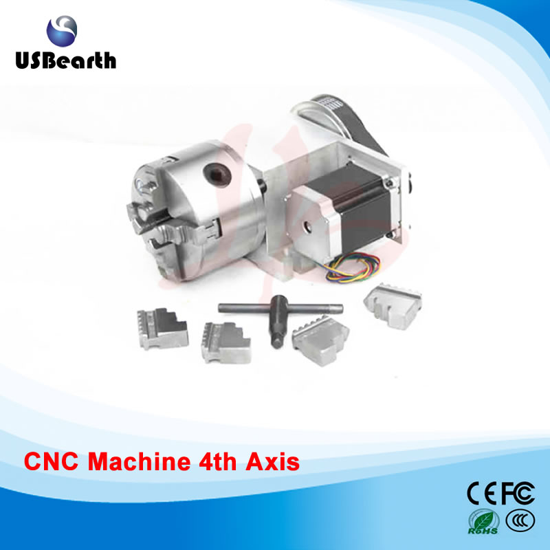 Rotation 6:1 A axis for Mini CNC router/engraver woodworking engraving machine