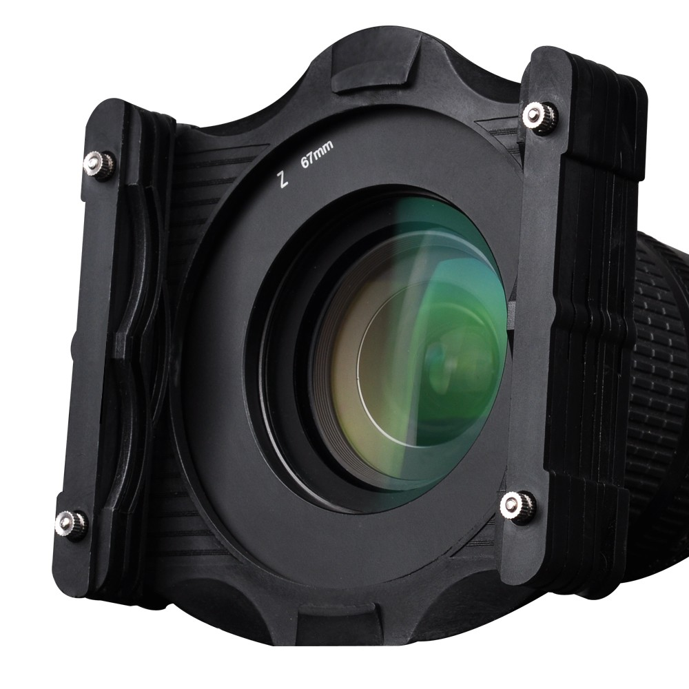 67mm Lens Filter Accessory Kit L39 UV /& Infrared IR for Canon Nikon DSLR Camera