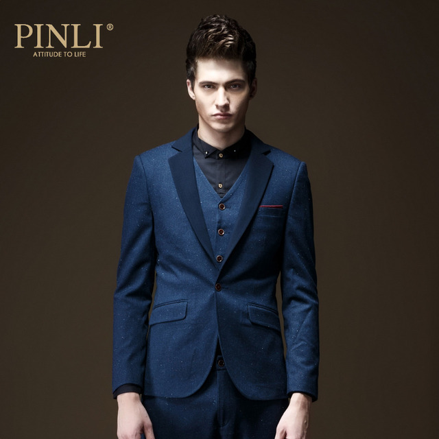 Free Shipping New 2016 fashion autumn male men's casual British gentleman Winter 2015 Slim small suit jacket suit E020 onsale
