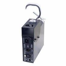 DMX Splitter 4 Kanal Optik İzole DMX512 Denetleyici 4 Yollu Dmx Distribütör ve Kanca KTV Sahne Işığı sinyal amplifikatörü