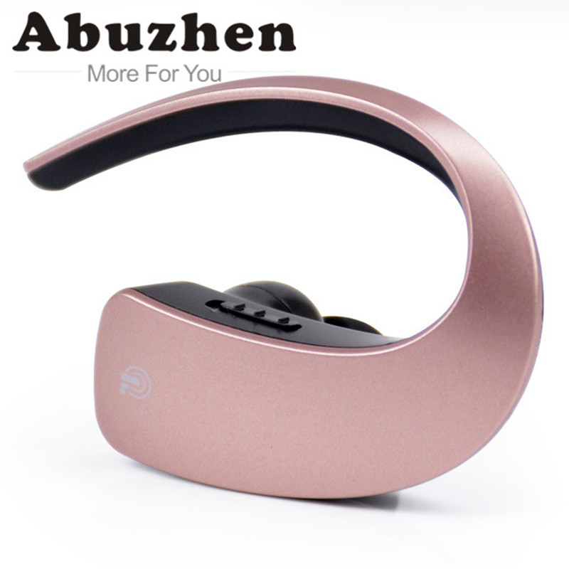 Mini Wireless Headset Bluetooth 4 1 Earphone Stereo Blutooth Headphone Handfree Noise Cancelling Universal For Iphone