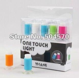 10packs / lot (50pcs) LED Push Pin svjetlo jedan dodir svjetlo Mini - Za blagdane i zabave - Foto 2