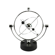 1pcs Creative Rotary Perpetual Motion Model Fashion Home Decoration Crafts Miniatures Personalized Office Small Ornaments