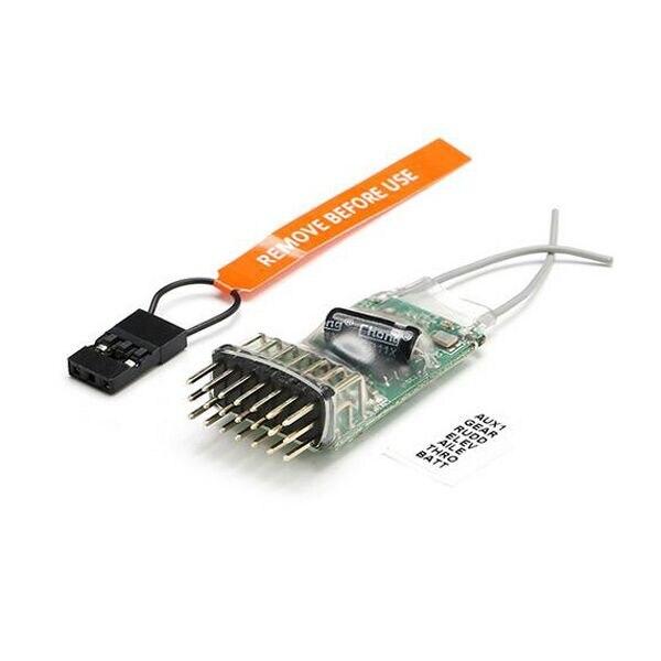 REDCON 2.4g 6CH Microlite DSM2 Compatible Full-Gamme Récepteur CM621