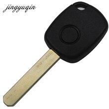 Jingyuqin 1 кнопка дистанционного случае ключ для Honda CR-V Odyssey Fit, город c-ивич согласие с кнопками