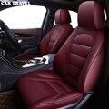 Автомобильные дорожные чехлы из натуральной кожи для Toyota Prado chr auris wish aygo prius camry 40 50 Sienna автомобильные аксессуары