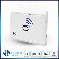 China Portable E banking EMV NFC Bluetooth Smart Card Reader ACR1311U N2