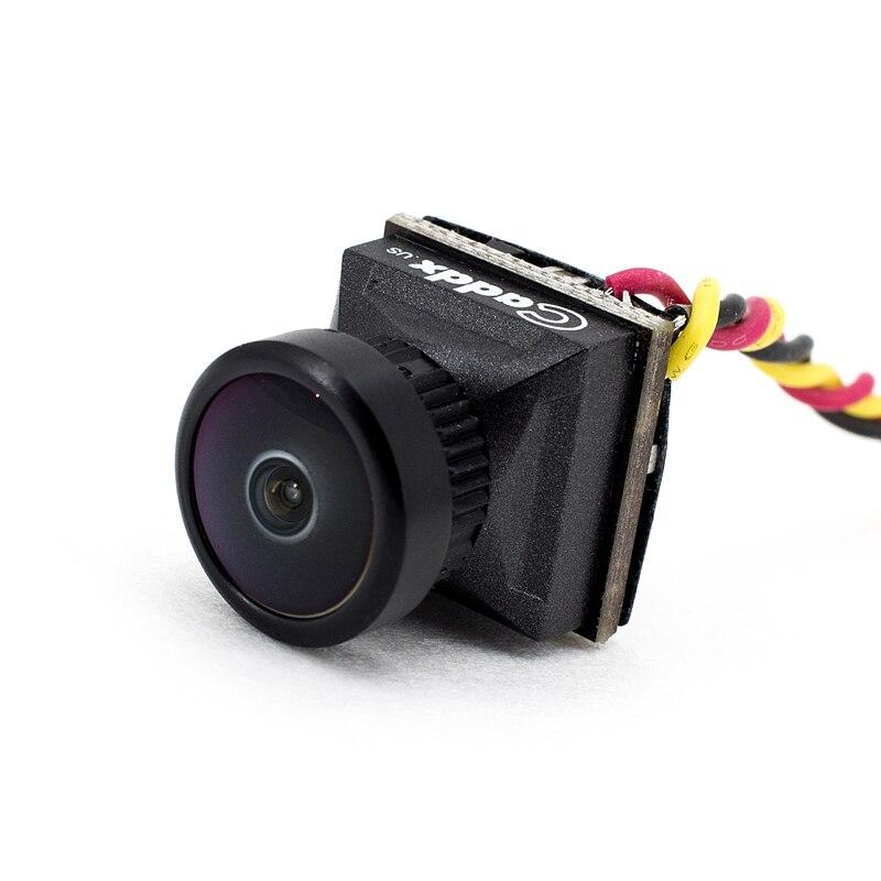 FPV Camera Caddx Turbo EOS1 1200TVL 2.1mm 1/3 CMOS 16:9 4:3 Mini FPV Camera Micro Cam NTSC/PAL For RC Drone FPV Dron