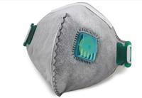 10pcs activated carbon Breath valve filte PM2.5 mask Anti Haze disposable Mouth muffle respirator Flu Face mask for Men Women