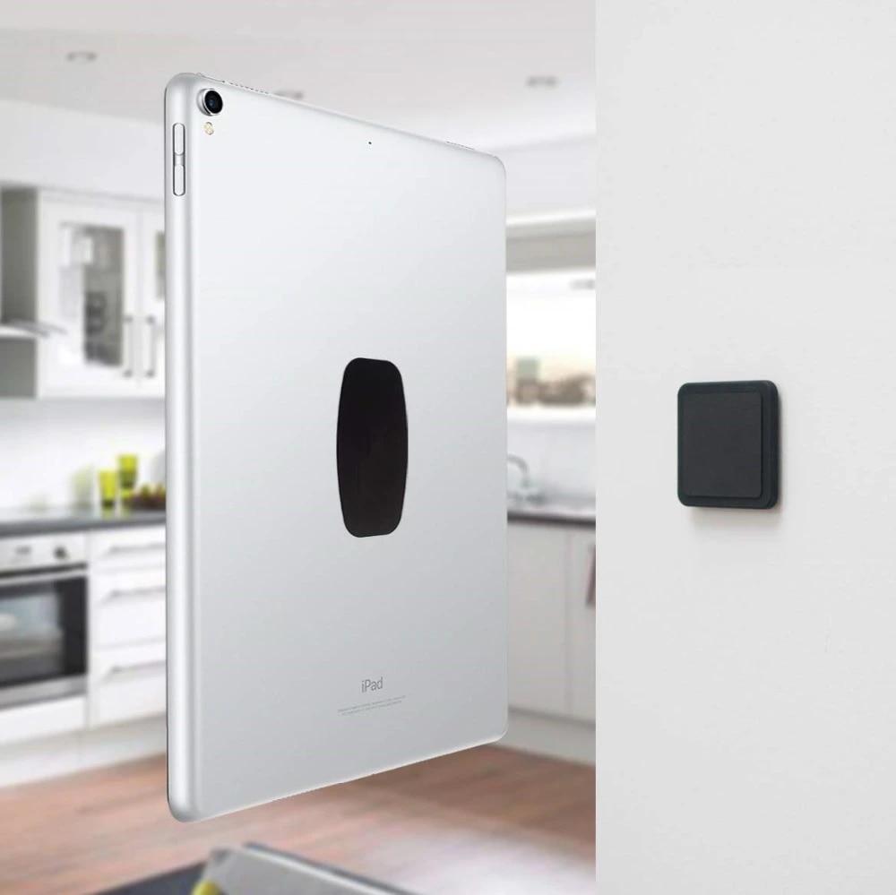 support magnetique pour tablette murale principe d adsorption par aimant commodite pour prendre en charge toutes les tablettes pour ipad pro air