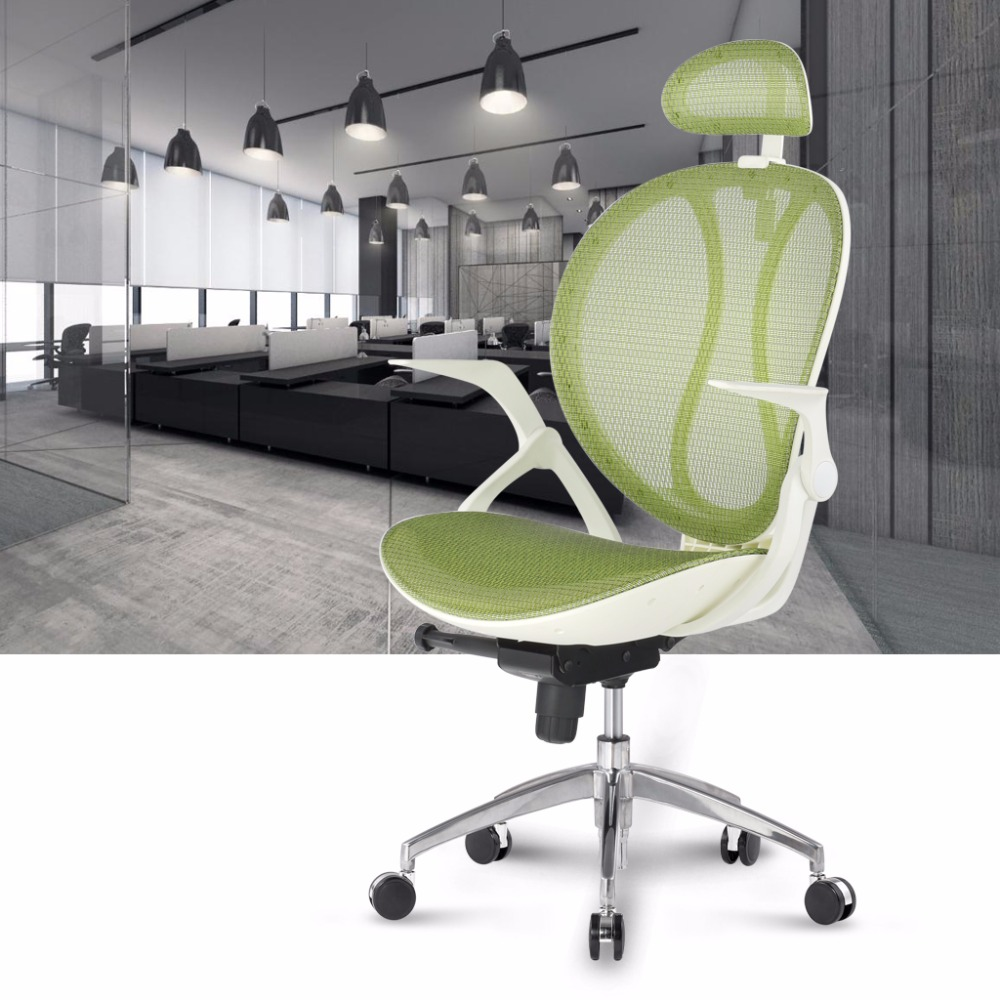 Awesome Mid Back Swivel Mesh Office Chair Executive Computer Chair 3 Position Locking And Adjustable Armrests Chair Theyellowbook Wood Chair Design Ideas Theyellowbookinfo