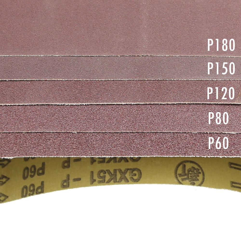 """20 قطع 686*50 مللي متر جلخ الرملي أحزمة 2 """"* 27"""" P60-P800"""