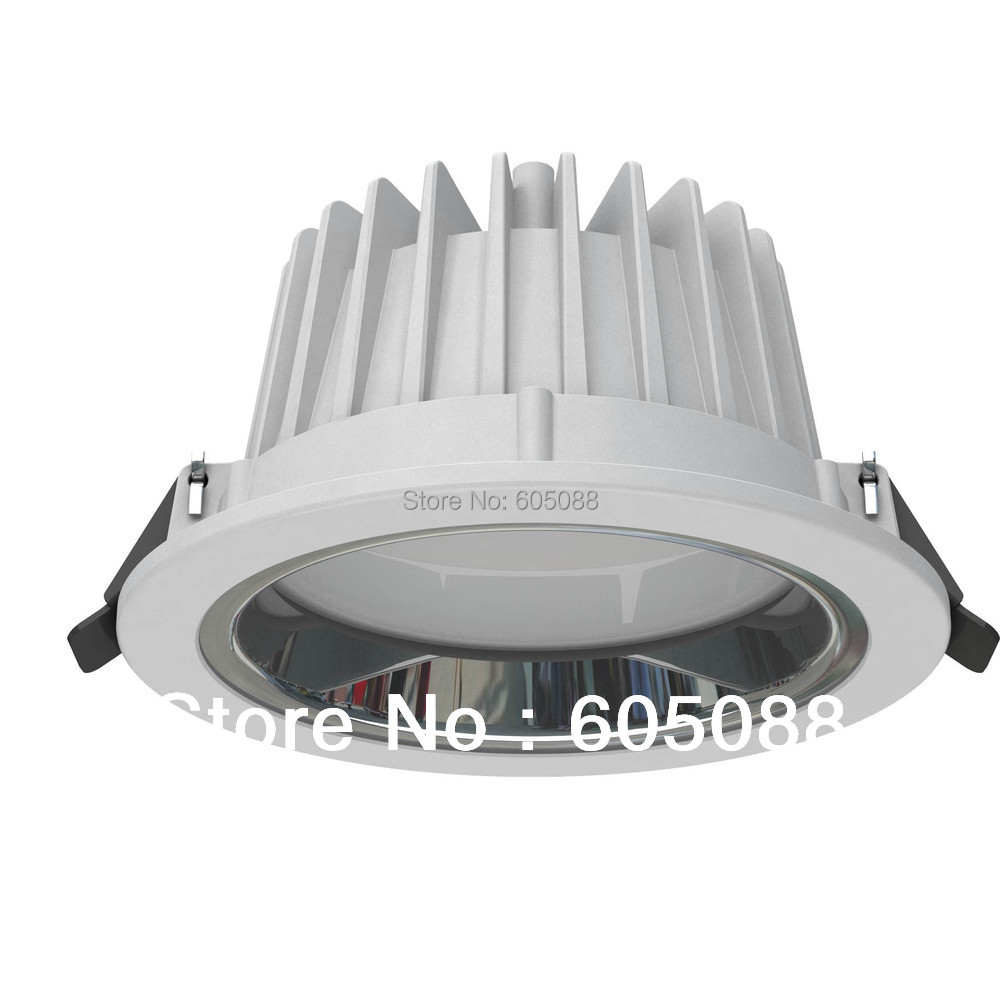 5 16w led cabinet downlight beauty led showcase lamp AC110/220v triac dimmable smooth dimming without flickering 18pcs/lot