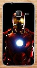 Marvel Comic Superhero Samsun Galaxy J Series Phone Case/Cover