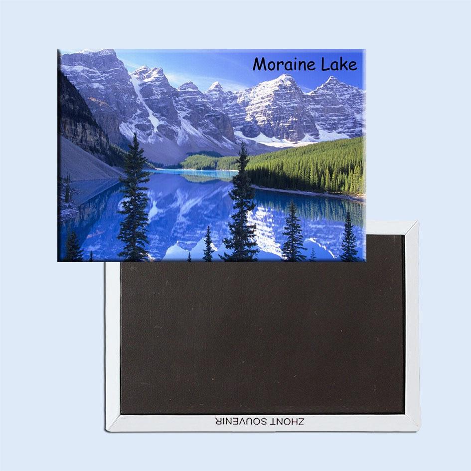 Free Shipping Home Decor Stickers Canada Banff National Park Moraine