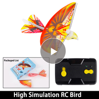 High Simulation Remote Control Bird Foam Anti Crash RC Drone RC Bird Remote Control E Bird Flying Bird Aircraft Plane RC Toys