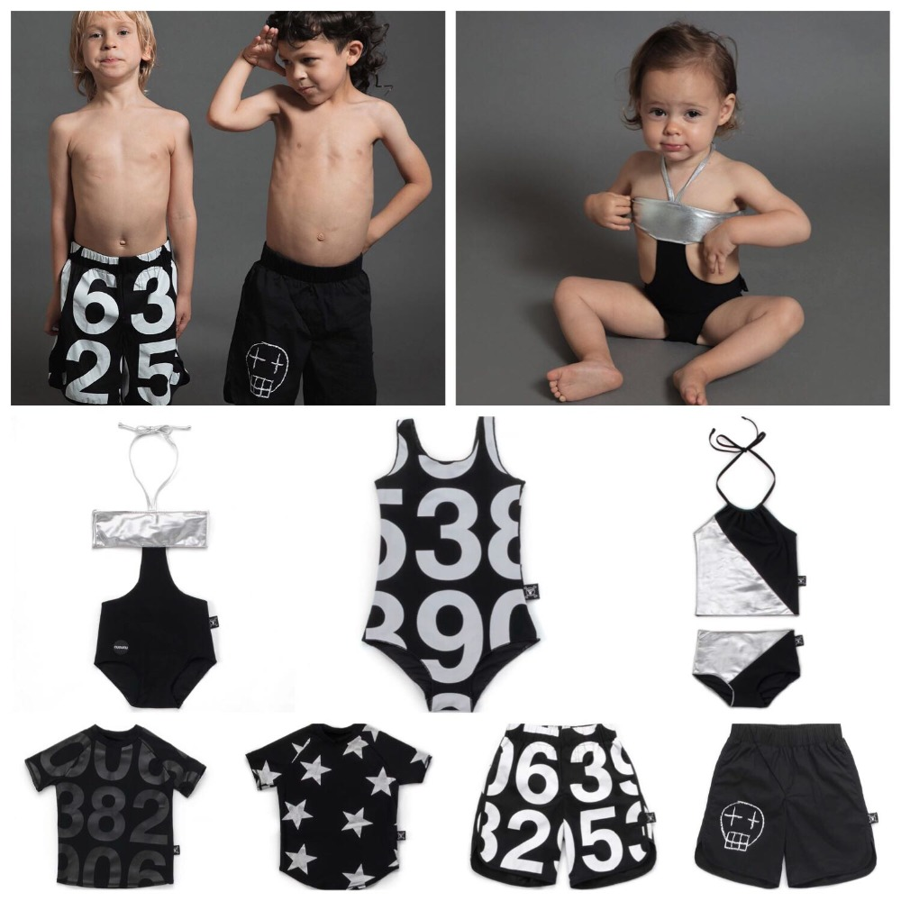 2019 nununu swim wears swim fits boys seashore shorts women clothes women attire kids clothes one piece swim go well with children Clothes Units, Low cost Clothes Units, 2019...