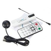 Digital Satellite DVB T2 USB TV Stick Tuner with Antenna Remote HD TV Receiver for DVB T2/DVB C/FM/DAB USB 2.0 TV Stick