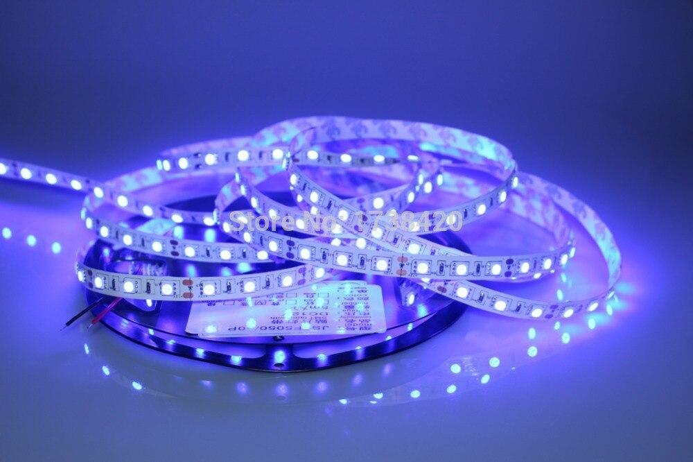rgb LED Strip 5050 SMD 12V икемді Neon таспалы - LED Жарықтандыру - фото 5